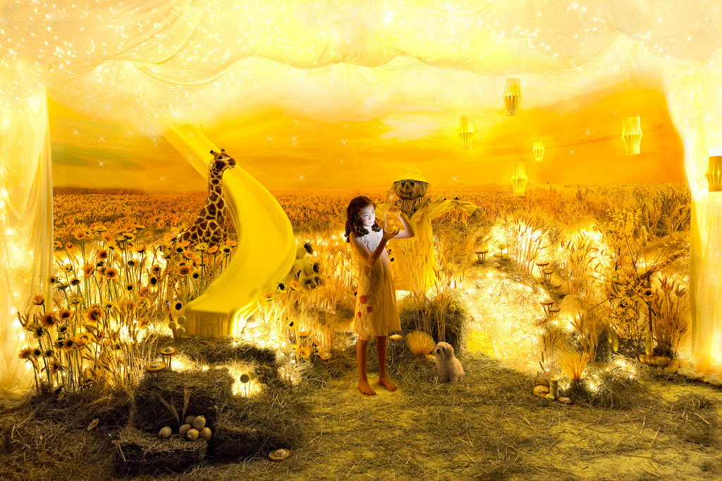 Арт-фото. Компьютерное фото. Эдриен Брум (Adrien Broom) - современная американская фотохудожница. Сюрреалистичные фотографии