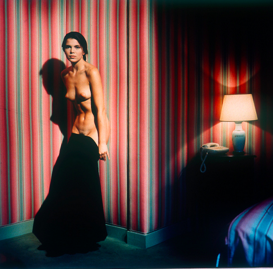 Chambre Close, 1990-92. Беттина Реймс (Bettina Rheims) - современный французский фотограф. Современная фотография. Фотография как искусство