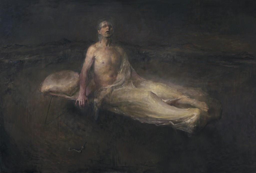 Одд Нердрум (Odd Nerdrum). Современное искусство. Искусство Норвегии. Картина The Night, 2006