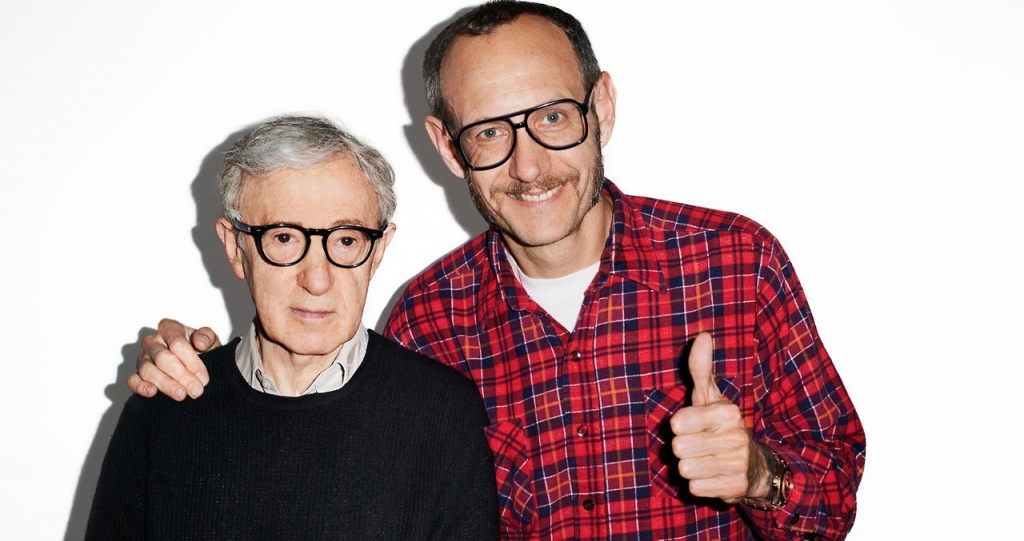 Терри Ричардсон (Terry Richardson). Современное искусство. Фэшн фотография. Вуди Аллен